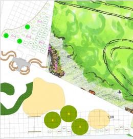 Pflanzplan Naturerlebnisraum Nammen